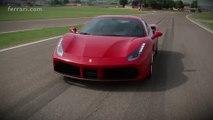 Ferrari 488 GTB : la dernière création du cheval cabré nous en met plein les yeux