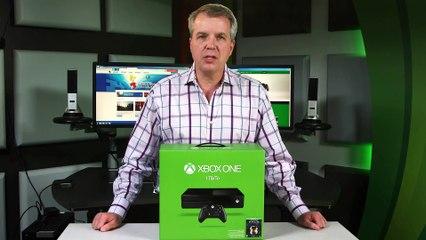 La Xbox One 1To présentée avec la nouvelle manette Xbox One de