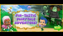 Nickelodeon Bubble Guppies Learning Game LeapTV Video Game