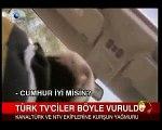 Ruski vojnici pucaju na Turske Novinare