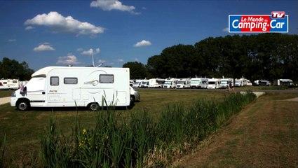 Reportage : Meuse Madine Camping-Car 2015, un rassemblement ensoleillé