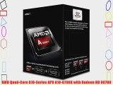AMD Quad-Core A10-Series APU A10-6790K with Radeon HD 8670D
