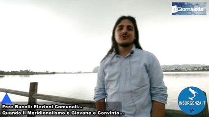 Josi Della Ragione, Elezioni Sindaco Bacoli, Free Bacoli ed Insorgenza Civile
