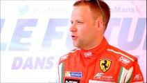 Matt Griffin Pilote AF Corse n°55 - Team ELMS inscrit aux 24 Heures du Mans 2015 dans la catégorie LMGTE Am