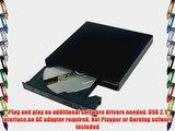 USB2.0 Slim External 6X Blu-ray Drive Player and 8X DVD  /- RW Read/write Rewriteable CD DVD