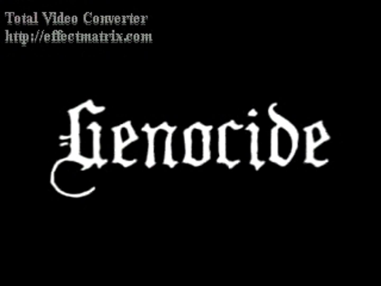Bloodthorn- genocide teaser