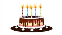 Joyeux anniversaire humour - Gateau d'anniversaire - message d'anniversaire en francais HD