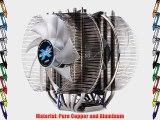 Zalman CPU Cooler for Intel Socket 2011/1155/1156/1366/775 and AMD Socket FM1/AM3 /AM3/AM2 /AM2