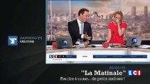 Zapping TV : fou rire dans la matinale de LCI