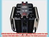 COOLER MASTER RR-UV8-XBU1-GP V8 copper base cooler for amd (socket 940/AM2/AM2)
