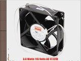 Dayton Axial Fan 115 Volts AC 3.6 Watts 41 CFM Model 2RTE8