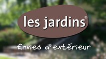 TEASER, chaise pliante design - Les Jardins© Chaises de jardin
