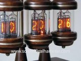 Fantastic Nixie Clock IN14 Tubes - State of the Art Homemade Aluminum version