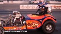 2013 Fuel and Gas Nostalgia Drags Fuel Altereds Rat Trap Super Nanook RD 2 Nostalgia Drag Racing