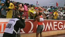 Powell wins 100m, Rodgers falls short from Universal Sports