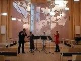J.S.Bach Air from Suite 3 (Helsinki flute quartet) D.Varelas