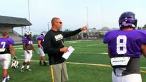 2014 Mount Union Football Camp Video - Jonathan Gonell