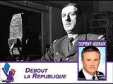 Dupont-Aignan (DLR) dénonce la loi 73 (Pompidou/Giscard Rothschild/Lazard)