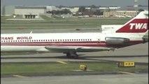 TWA 727s at Lambert Field... Good old memories!!