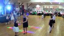 Danses à deux à Douarnenez gala 2015 enfants débutants  rock