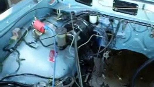 1970 Rt 80 Toyota Corona 8rb Motor