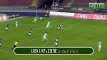 Celtic FC - Lask Linz v Celtic highlights