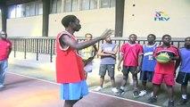 Kenya's deaf Men's basketball team prepares for qualifiers