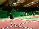 Tennis Trickshots
