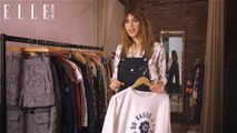 How to style denim with Alexa Chung