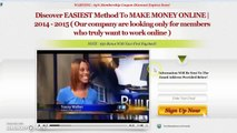 How To Make Money Online Work From Home Jobs Earn Money Online Paid Surveys Sites