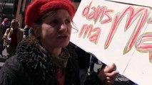 Manifestation contre les nouveaux compteurs «intelligents» d'Hydro-Québec