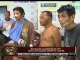 24 Oras: Bakbakan sa Zamboanga City, mistulang naging sniper vs. sniper