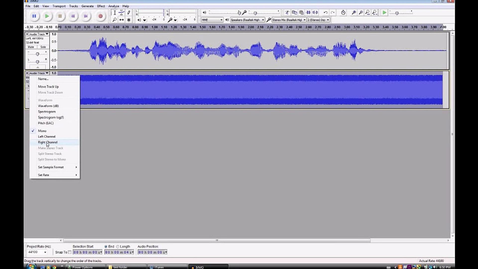 Vocoder Autotune Tutorial in Audacity (How to get robot voice)
