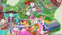 Disneyland Paris & Walt Disney Studios Park: A Guide To All Their Attractions