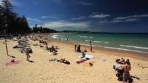 Manly Beach - Sydney Australia in HD