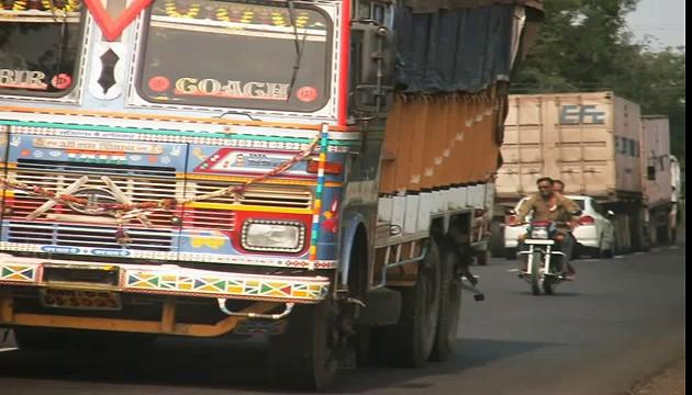 Indian Trucks….