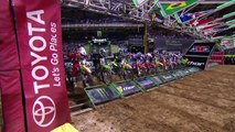 Race Day LIVE - 2015 San Diego Round 6 - 450SX Highlights