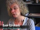 Annie Abrahams, artiste Web (Montpellier)