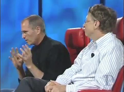 Steve Jobs on Google Maps