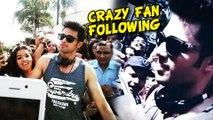 (Video) Parth Samthaan aka Manik Gets MOBBED By Girls | Kaisi Yeh Yaariaan