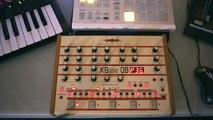 Jomox XBase 09 (TR-909): Make a Drum Beat