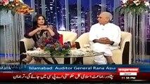 Mustafa Khar Embarrassed Noor When She Said That She Like Nawaz Sharif _#@_Shahbaz Sharif