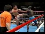 มวยไทยเตะโหด (muay thai kick Savage)