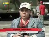 Reporte Enviados especiales de VTV: Llega a Haití primera avanzada de ayuda venezolana