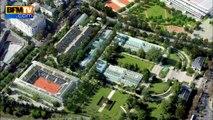 Roland-Garros: l'extension du site est lancée