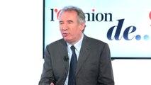 François Bayrou sur Manuel Valls à Berlin : « C'est un geste de privilégié »