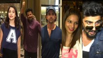 Hrithik Roshan, Jacqueline Fernandes, Deepika Padukone | Celebrities Returning From IIFA