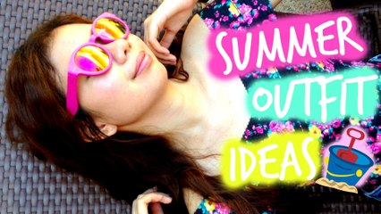 Summer Outfit Ideas | Yzabelle Provido