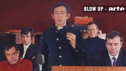 Serge Gainsbourg par Thierry Jousse - Blow up - ARTE