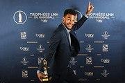 Trophées LNH du Handball: Les réactions d'Adrien Dipanda